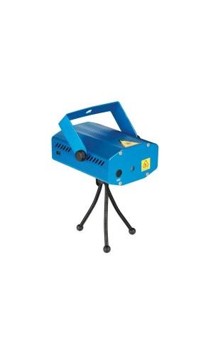 Mini Proyector Láser RG - 150mW  - Mini Proyector Laser Rojo y Verde de 150mW.Ref: vdl150rgml