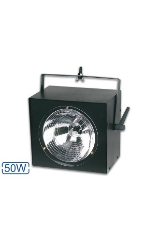 Strobo 50W HQ Power - Estroboscopio 50W.Modelo: vdl50st