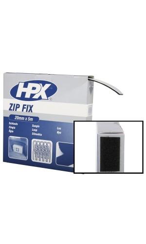 Cinta HPX con cierre de gancho y bucle