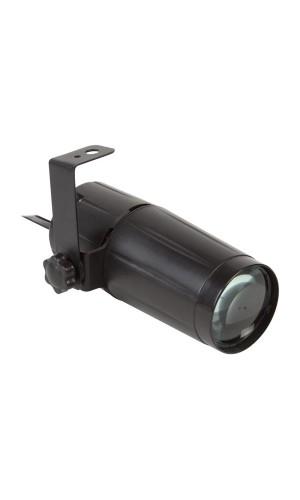 Mini foco led pin spot para bola de espejos - 3W - Mini foco led pin spot para bola de espejos - 3W.Ref: vdllms3