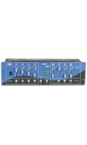 Controlador Chaser de 4 canales - Controlador chaser de 4 canales con salidas SHUKO .Ref: vdpdp136