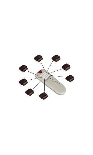 Receptor RF Monocanal Doble Salida