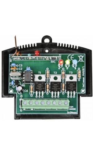 Controlador RGB con mando a distancia - Controlador RGB con mando a distancia RF.Ref: vm151