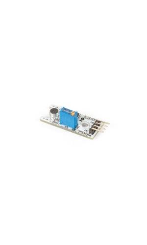 Sensor de sonido micrófono compatible con ARDUINO®  - Sensor de sonido de micrófono compatible con ARDUINO®.Ref: vma309