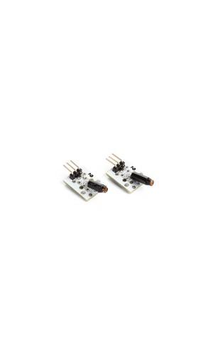 Sensor de Vibraciones y Choque (2 uds.) - Sensor de Vibraciones y Choque (2 uds.) compatible con ARDUINO®.Ref: vma312