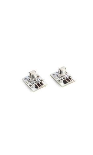 Receptor de infrarrojos 1838 37.9 kHz - Receptor de infrarrojos 1838 37.9 kHz  compatible con ARDUINO® (2 uds.).Ref: vma317
