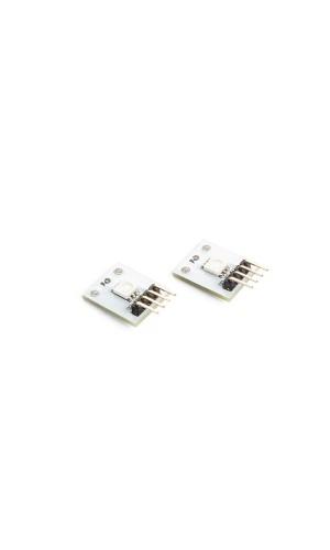 Módulo led RGB SMD compatible con ARDUINO® - Módulo led RGB SMD 3 colores compatible con ARDUINO® (2 uds.).Ref: vma318