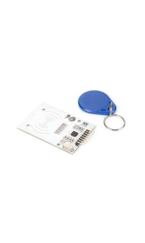 Módulo lectura y escritura RFID compatible Arduino® - Módulo de lectura y escritura RFID compatible con ARDUINO®.Ref: vma405