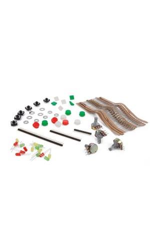 Juego de accesorios y caja de plástico - Juego de accesorios y caja de plástico.Ref: vma505