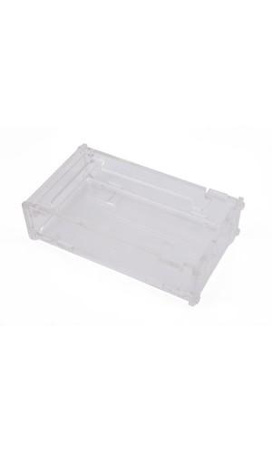 Carcasa transparente para Arduino® MEGA 2560R3 - Carcasa transparente para Arduino® MEGA 2560R3.Ref: vma507