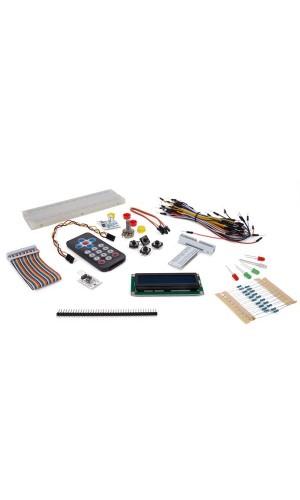 Juego de piezas de Electrónica para  RASPBERRY PI® - Juego de piezas de Electrónica para  RASPBERRY PI®. Ref: vmp500