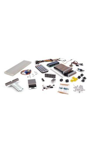 Kit de experimentación para  RASPBERRY PI® - Kit de experimentación para  RASPBERRY PI®. Ref: vmp502