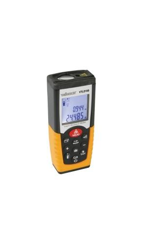 Medidor de Distancias Laser - Medidor de distancia Laser de alta precisión.Ref: vtld100