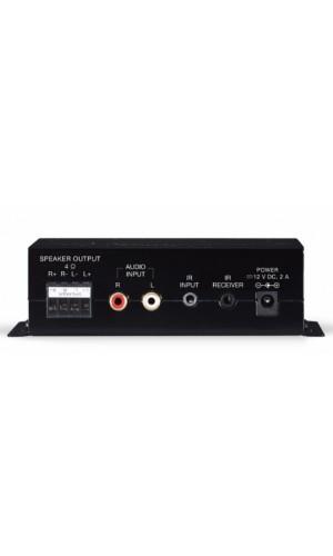 Amplificador estéreo 2 x 15 W RMS - Amplificador estéreo Fonestar 2 x 15 W RMS.Ref: wa-2151rc