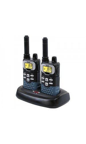 Conjunto de 2 Walkie-Talkies 8 canales 7km