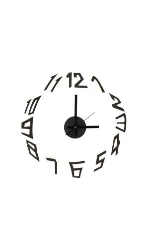 Reloj de pared autoadhesivo