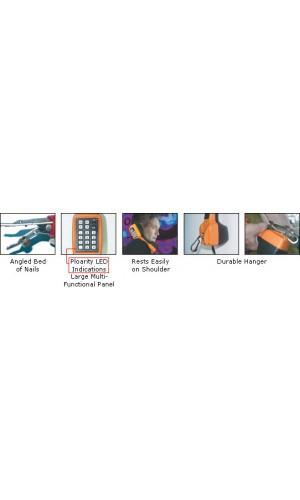 Teléfono de Pruebas Profesional Proskit - Teléfono de pruebas profesional,utilizado por los operadores de telefonos Proskit MT8001.Ref: tesmt8001