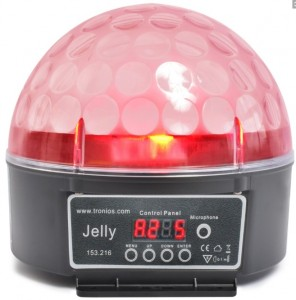 Bola Magic BeamZ Jelly DJ Multicolor LED DMX