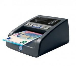 Detector de billetes profesional actualizable