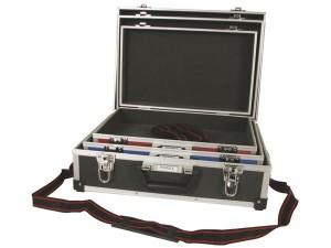 Conjunto de 3 maletas 430x335x150mm - Juego de 3 maletas encajables (máx.460x335x150 mm) Ref: 1820-3