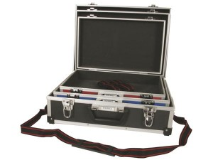 Conjunto de 3 maletas 430x335x150mm
