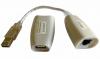 Conexión Extendor USB/RJ45 - Conexión Extendor USB/RJ45.Ref: 4001