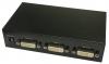 Distribuidor DVI con dos salidas - Distribuidor DVI entrada a dos salidas.Ref: 4071