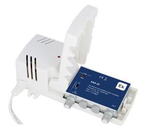Amplificador de Vivienda Terreste + SAT - Amplificador de apartamento TER+SAT..Ref: aas20
