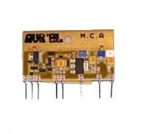 Modulador de video UHF 224 Mhz - Modulador de video UHF 224 Mhz. Ref: C0511