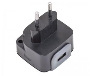 Cargador Alimentador 100-240V / USB 5VCC-2400MA - Cargador Alimentador 100-240V / USB 5VCC-2400MA.Ref: car249