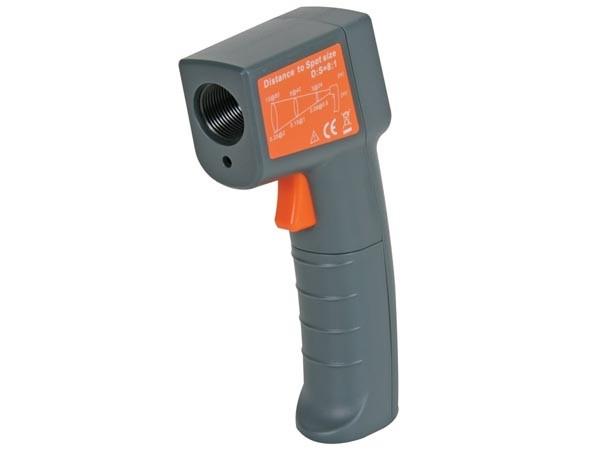 Termómetro IR de Bolsillo -35ºC +365ºC - Termómetro IR de bolsillo (de -35°C A +365°C)