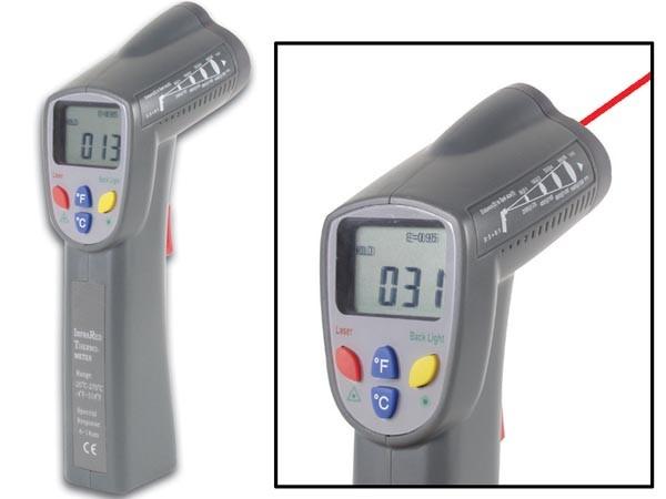 Termometro IR sin contacto