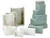 Caja Estanca  ABS - 64 x 58 x 35mm  - Caja estanca ABS color gris oscuro.Ref: g302