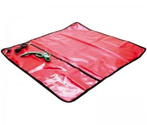 Tapete+pulsera antiestatica - Tapete y pulsera para trabajos de Electrónica.Elimina las descargas antiestaticas.Ref:hrv072