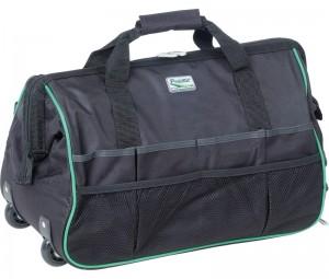 Bolsa de herramientas con asa telescópica y ruedas - Bolsa de herramientas con asa telescópica y ruedas modelo ST-5301.Ref: hrv6301