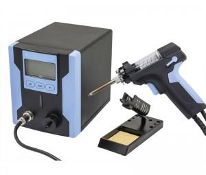 Estación de desoldadura digital LCD - Estación de desoldadura digital LCD Molgar modelo 176-195 .Ref: hrv7444