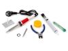 Kit soldadura electrónico - Kit soldadura y herramientas modelo k/sold3n.Ref: k-sold3n