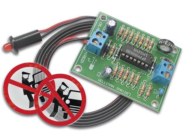 Kit simulador alarma de coche