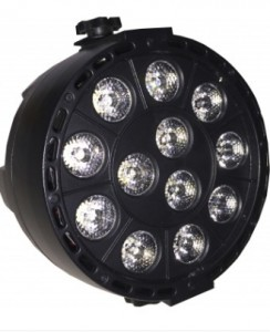 Proyector tipo PAR de 36 W LED RGB - Proyector tipo PAR de 36 W LED RGB.Ref: par363-in-1