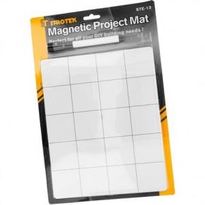 Bandeja magnetica para reparaciones - Bandeja mágnetica para reparaciones de Móviles y aparatos electrónicos.Ref: ste-13
