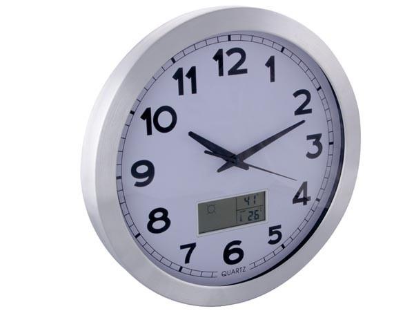 Reloj de pared pantalla LCD