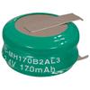 Acumulador NIMH 2,4V 170 mAh