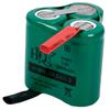 Acumulador NIMH 3,6V 2400 mAh - Bateria backup accu 3,6V 2400mah Ni-Mh.Ref: nimh-3rsh1.3